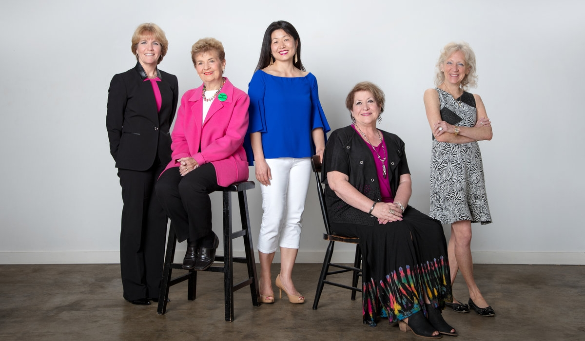 Inspirational Women of Johnson County 1