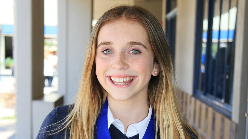 The Future Shining Bright for San Clemente Student 1