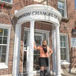 Behind the Scenes with Towson Chamber of Commerce Executive Director Nancy Hafford 1