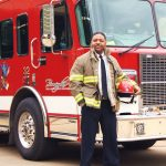 Local Limelight: Fire Capt. Harold R. Watson III to the Fire & Rescue 4