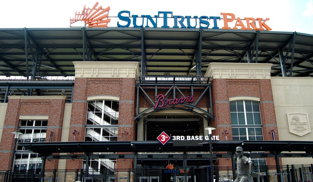 SunTrust Park for Ages 5 - 95 5