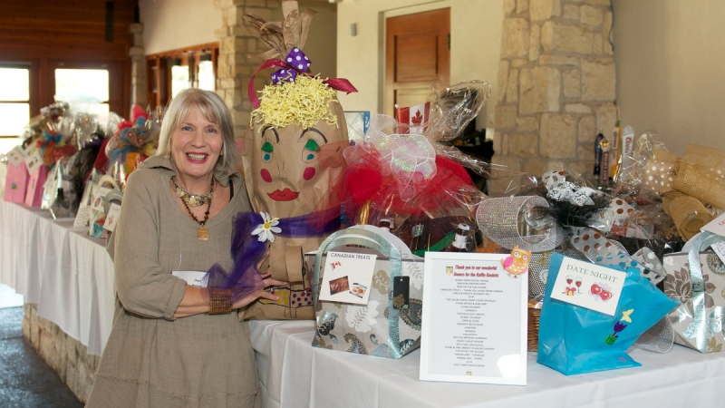 The Ocotillo Women's League (OWLS) Fashion Fundraiser 8