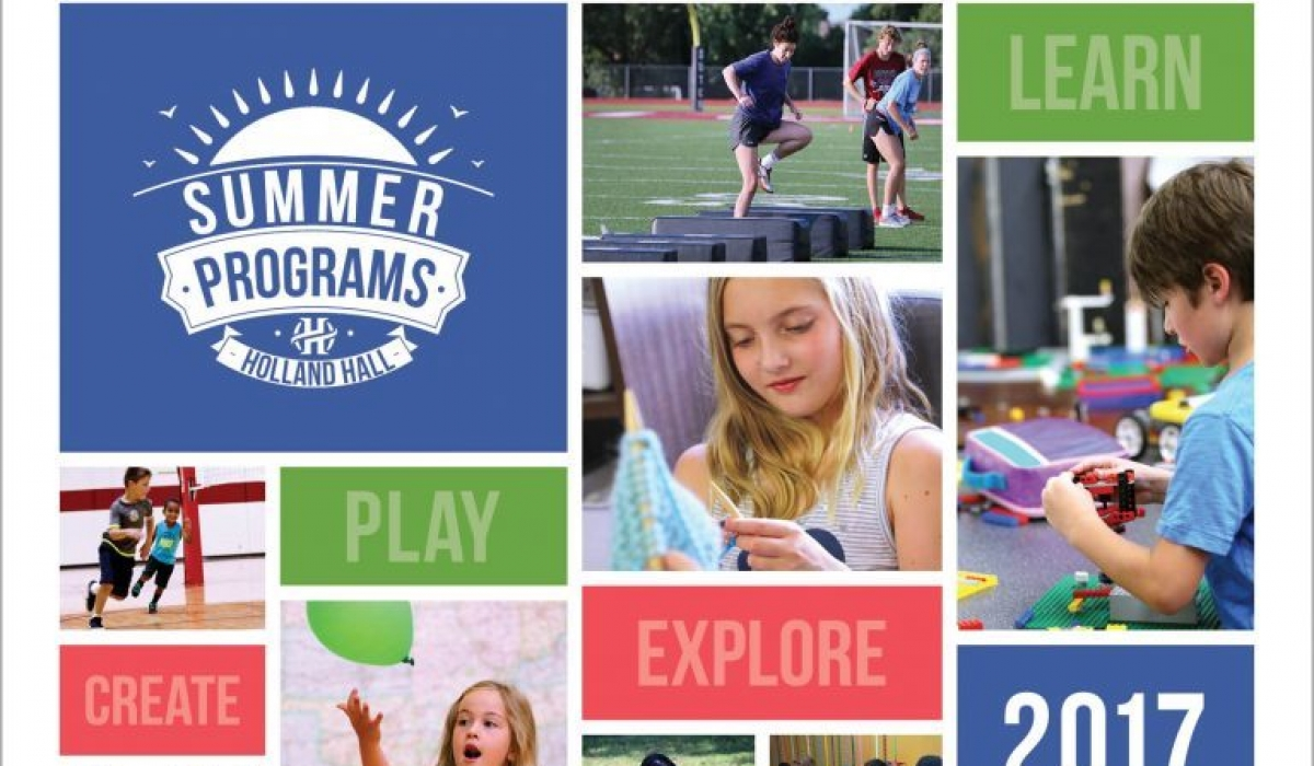 Holland Hall Summer Programs