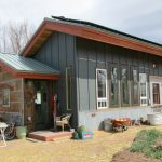 Couple Creates a Deep-Green, DIY Home in Satank 13