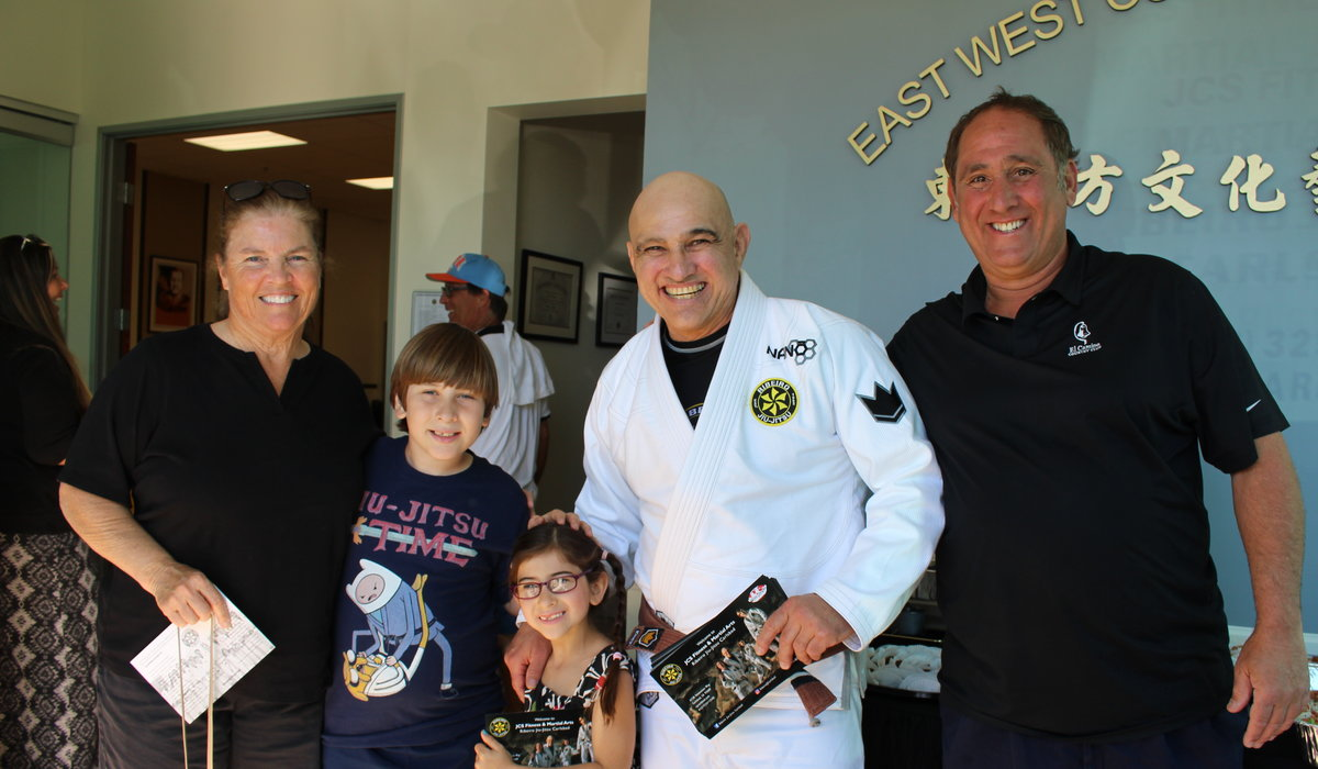 JCS Fitness & Martial Arts And Ribeiro Jiu-Jitsu Carlsbad Grand Opening 3