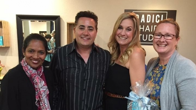 Radici Hair Studio Grand Opening 1