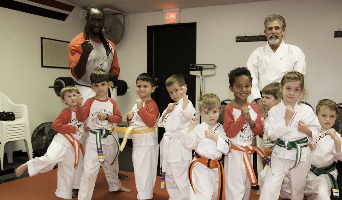 Enhance Your Body and Mind with Karate 4