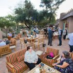 The Hermosa Inn VIP Reception 1