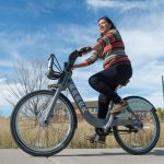 Pedaling Toward Sustainability—and Community 3