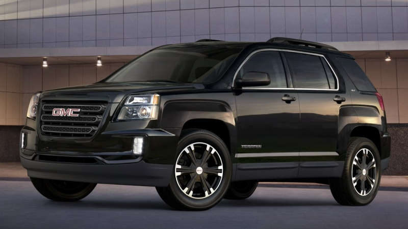 The GMC Terrain 6