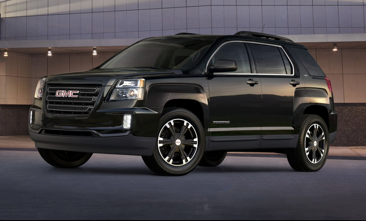 The GMC Terrain West Chester Liberty Lifestyle Magazine - Fiehrer motors car show