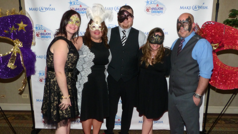 A Million Dreams Annual Masquerade Ball 3