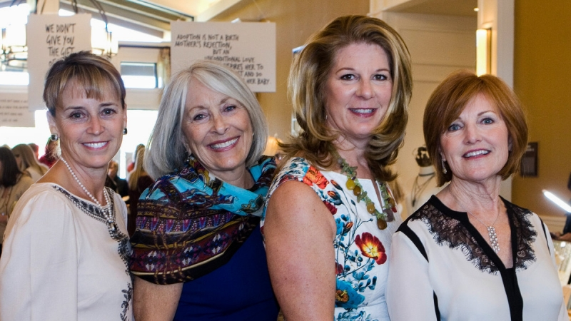 Adoption Guild Features Fashion Island Fashions at Luncheon 5