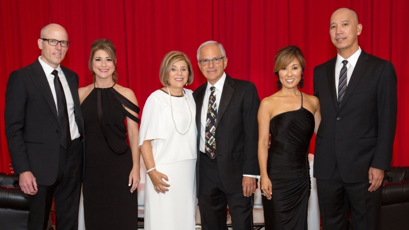 CASA's Black and White Ball Nets More Than $1 Million 9