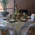 Tablescapes at Metro Church of God 11