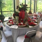 Tablescapes at Metro Church of God 12