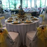 Tablescapes at Metro Church of God 8