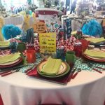 Tablescapes at Metro Church of God 7