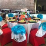 Tablescapes at Metro Church of God 5