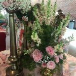 Tablescapes at Metro Church of God 3