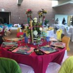 Tablescapes at Metro Church of God 1