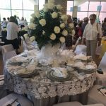 Tablescapes at Metro Church of God 2