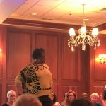 Art On Symmes Spring Fashion Show