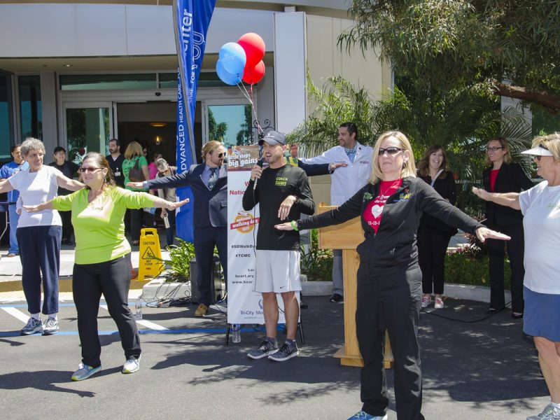 Tri-City Wellness Center National Walking Day Expo and Celebration 18
