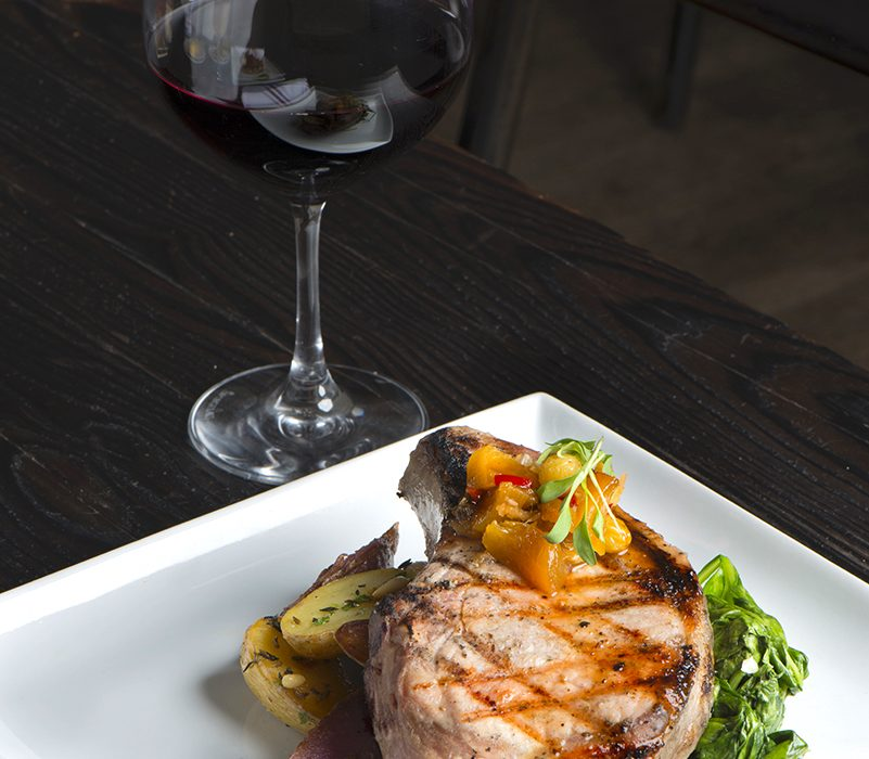 Find Local Flavor Slightly North of South-Peach & The Porkchop 4