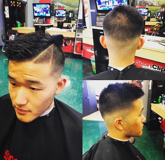 A cut above for men s hairstyles and grooming for A cut above grooming salon