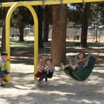 Chandler Kiwanis Club Donates Accessible Swings