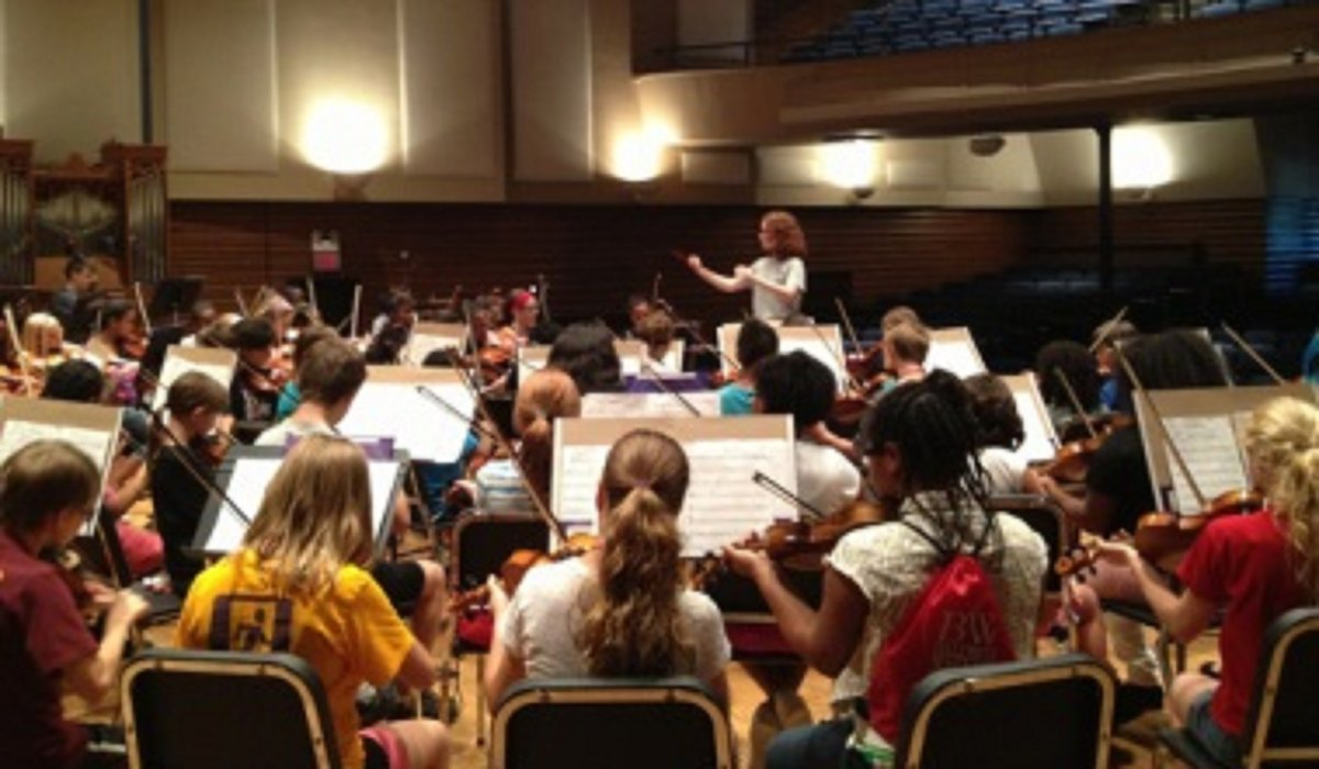 Baldwin Wallace Student String Camp Offered in June