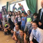 Mural Unveiling at Lone Peak Hospital 1