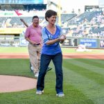 Kansas City Royals Honorary First Pitch 4