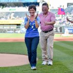 Kansas City Royals Honorary First Pitch 1