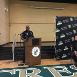 Pinecrest Welcomes Coach Mathis 2