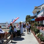Balboa Island Artwalk Delights! 7