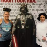 Star Wars Themed Bicycle Charity Spin 1