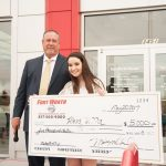 Fort Worth Nissan Scholarship Event 11
