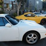 Cars and Coffee La Jolla at The LOT 4