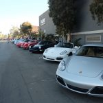 Cars and Coffee La Jolla at The LOT 3