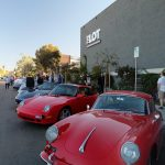 Cars and Coffee La Jolla at The LOT 11