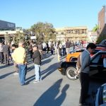 Cars and Coffee La Jolla at The LOT 10