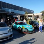 Cars and Coffee La Jolla at The LOT 9