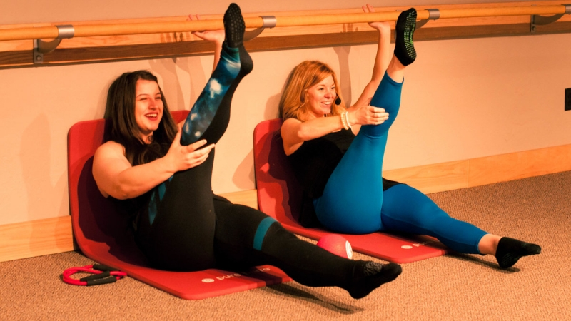 Stepping Up to the Barre 5