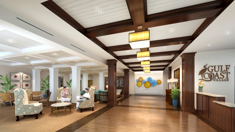 Experience 'Palmview' at Gulf Coast Village 1