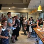 Hash Kitchen Hosts Lifestyle Publication's 