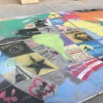 Corner Canyon High School Chalk Walk 5