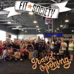 Fit Society Grand Opening