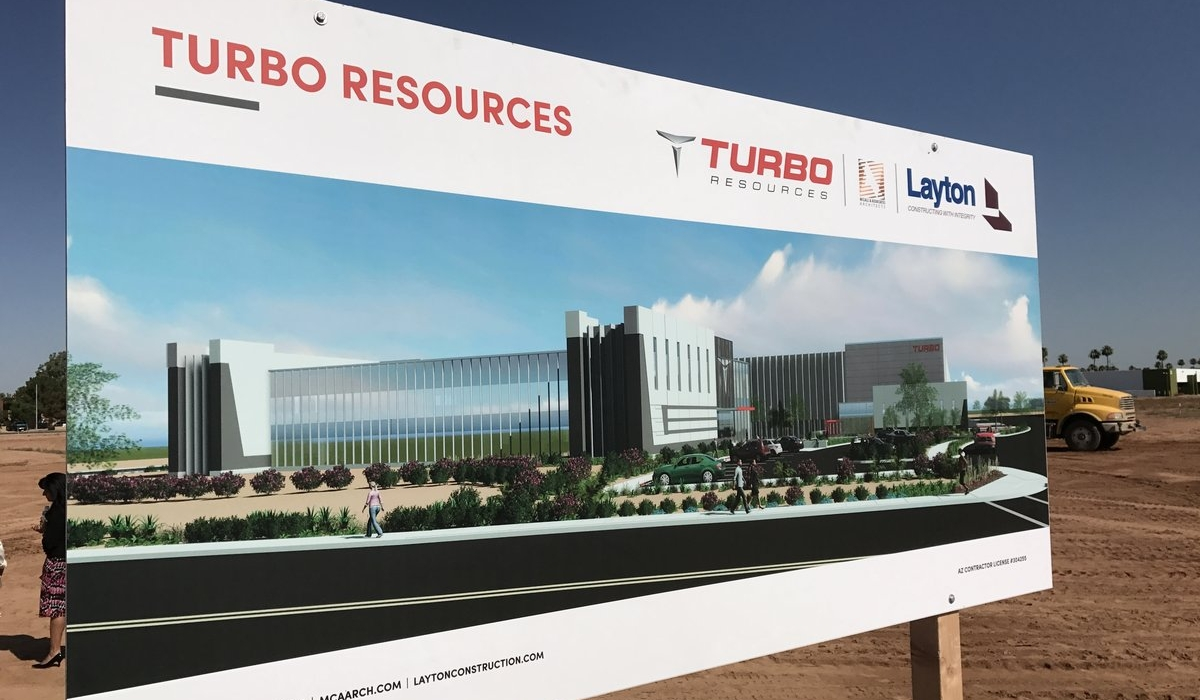 Turbo Resources Groundbreaking Ceremony 2